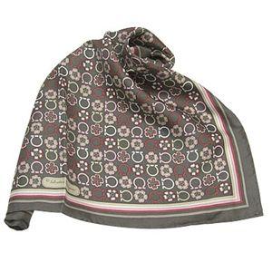 Ferragamo(フェラガモ) ポケットチーフ 7598 GY 009