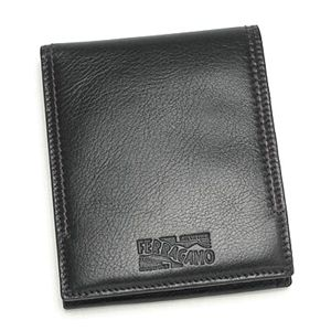 Salvatore Ferragamo(サルバトーレ フェラガモ) ふたつ折り財布 66 7026 Nero(ブラック)