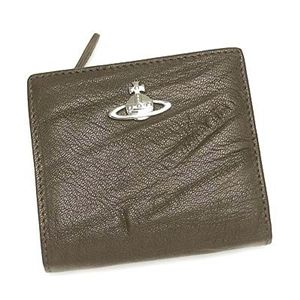 Vivienne Westwood(ヴィヴィアンウエストウッド) 財布<br> 1424 VINTAGE T.MORO(ブラウン)