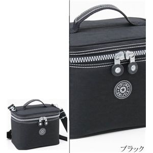 kipring(キプリング)  バニティ K13986 SHINY ブラック