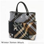 Vivienne Westwood(ヴィヴィアンウエストウッド)バッグ 3285/Winter Tartan Black