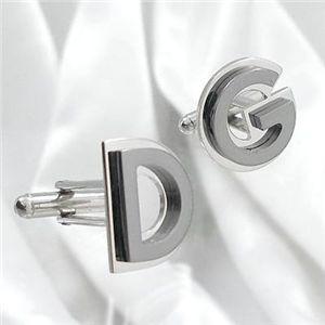 Dolce&Gabbana (ドルチェ&ガッバーナ)  BJ0367 A9010 カフス SI