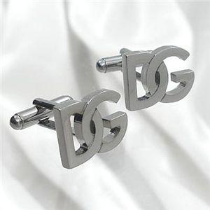 Dolce&Gabbana (ドルチェ&ガッバーナ)  BJ0373 A9010 カフス SI