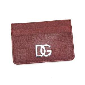 Dolce&Gabbana (ドルチェ&ガッバーナ)  BP1076 A5557カードケースRED