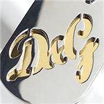 Dolce&Gabbana (ドルチェ&ガッバーナ) DJ0635 ペンダント SI