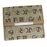 Ferragamo (フェラガモ)228252 Wホック BR 377091