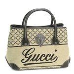 Gucci (グッチ) 181494 FK03N 9643 トート BE/DB