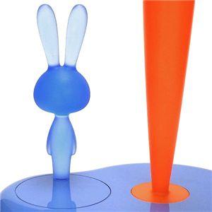 Alessi (アレッシィ) SG42 AZ Bunny&CarrotペーパーホルダBL