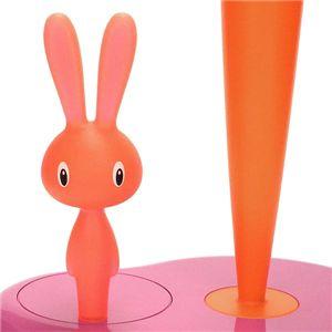 Alessi (アレッシィ) SG42 P Bunny&CarrotペーパホルダPK