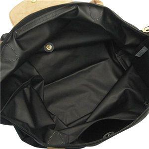 Longchamp (ロンシャン) 1899 089 001 プリアージュ SH BK