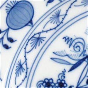 縁起のよいザクロをモチーフ【Meissen (マイセン) ブルーオニオン 800101 18cmPL 501】