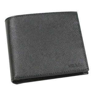 PRADA メンズ 折り財布 2M0738 SAF