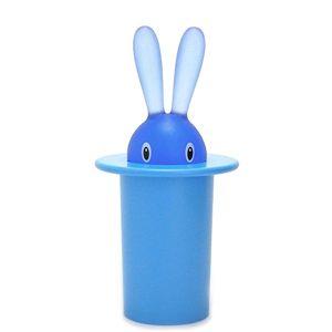 アレッシィ PISELLINO 綿棒・楊枝入れ (楊枝 Blue)