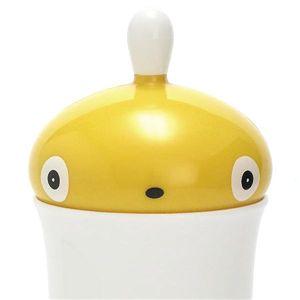 アレッシィ PISELLINO 綿棒・楊枝入れ (綿棒 Yellow)
