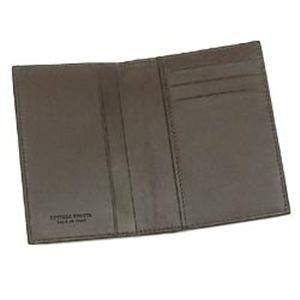 BOTTEGA VENETA(ボッテガ・ヴェネタ) カードケース 120701 V4651 2040 ダークブラウン