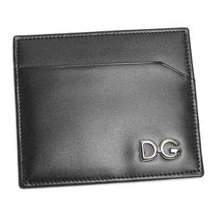 Dolce&Gabbana(ドルチェ&ガッバーナ) 定期入れ BP0450 テイキイレ BK 80999 ブラック