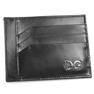 Dolce&Gabbana(ドルチェ&ガッバーナ) 定期入れ BP1318 テイキイレ BK 80999 ブラック