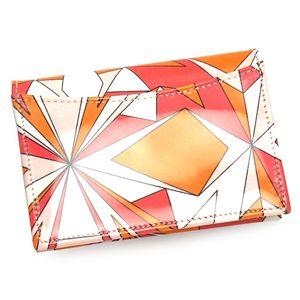 EMILIO PUCCI(エミリオ プッチ) カードケース 91SE02 91025 006 オレンジ