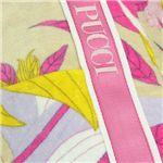 EMILIO PUCCI(エミリオ プッチ) トートバッグ 91BA74 91534 011 ピンク