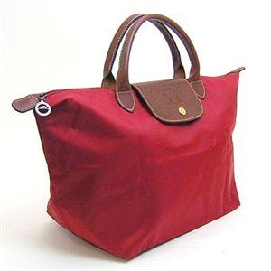 Longchamp(ロンシャン) トートバッグ 1623-089-545 プリアージュ レッド