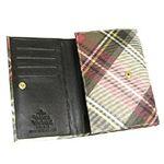 Vivienne Westwood(ヴィヴィアンウエストウッド) 二つ折り財布(小銭入れ付) 0746V DERBY EXHIBITI EXHIBITION