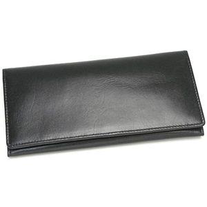 NICOLA FERRI(ニコラフェリー)長札財布370201ブラック