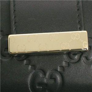 GUCCI(グッチ)キーケース 212098 A0V1G 1000 ブラック