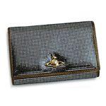 Vivienne Westwood(ヴィヴィアン ウエストウッド) 二つ折り財布(小銭入れ付) NEW SLOANE 2232 シルバー