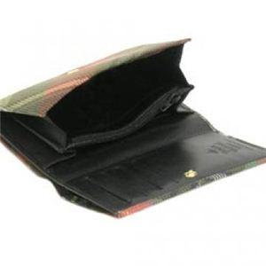 Vivienne Westwood(ヴィヴィアンウエストウッド) 二つ折り財布(小銭入れ付) DERBY 746