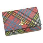 Vivienne Westwood(ヴィヴィアン ウエストウッド) 二つ折り財布(小銭入れ付) DERBY 2232の詳細ページへ
