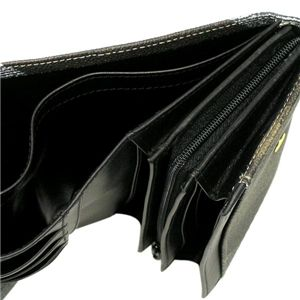 Vivienne Westwood(ヴィヴィアン ウエストウッド) 二つ折り財布(小銭入れ付) DERBY 2232 ブラウン