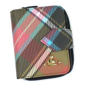 Vivienne Westwood(ヴィヴィアン ウエストウッド) Wホック財布 DERBY 4732