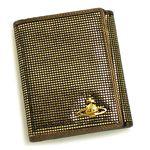 Vivienne Westwood(ヴィヴィアン ウエストウッド) Wホック財布 NEW SLOANE 737 ゴールド