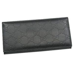 GUCCI(グッチ) 長札財布 146229 COIN WALLET ブラック