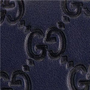 02GUCCI|グッチ キーケース 138093 BASIC|KEY-CASE ブルー