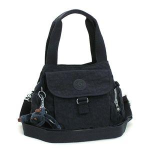 【ブランド7sale】9月14日まで10個限り限定特価 KIPLING(キプリング) ハンドバッグ K136550 FAIRFAX ネイビー