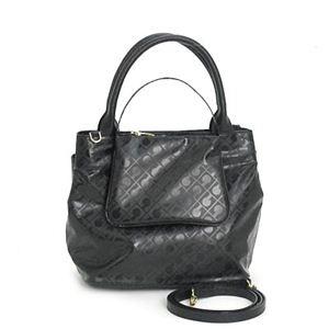Gherardini(ゲラルディーニ) ハンドバッグ 0882 00001 TESSUTO SOFTY ブラック
