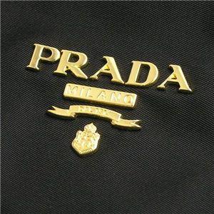 03プラダ/PRADA トートバッグ BR3925 TESSUTO/ブラック