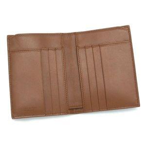 BOTTEGA VENETA(ボッテガヴェネタ) カードケース 113113 キャメル/ブラウン