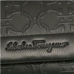 Ferragamo(フェラガモ) キーケース 668637 MAXIME LUXOR ブラック