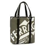 Ferragamo(フェラガモ) トートバッグ 248622 MAXI ブラウン