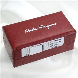 Ferragamo(フェラガモ) カフス 54 8502 GEM.CHIC ST グレー