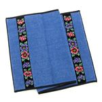 FEILER(フェイラー) タオル ANEMONE S BLUE GUEST TOWEL 37/80
