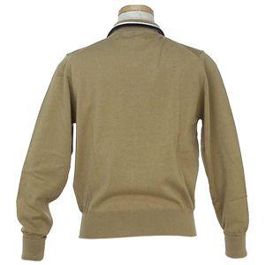 BURBERRY(バーバリー) メンズセーター 70372 CARDIFF キャメル 2