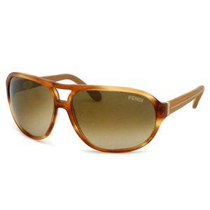 FENDI(フェンディ) サングラス/メガネ FS395 ブラウンの詳細を見る