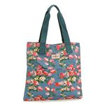 CATH KIDSTON(キャスキッドソン) トートバッグ FASHION 255318 WASHED COTTON TOTE W/POCKET