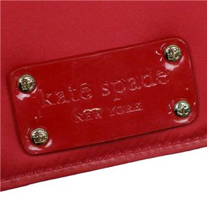 KATE SPADE(ケイトスペード) 長札財布 PWRU1162 NEDA 641 チェリー