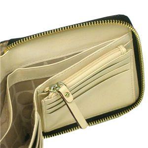 KATE SPADE(ケイトスペード) 二つ折り財布(小銭入れ付) LINCOLN ROAD PWRU1103 BARRETT 1 ブラック
