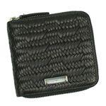 Emporio Armani(エンポリオ・アルマーニ) 二つ折り財布(小銭入れ付) YEM475 80001 ブラック