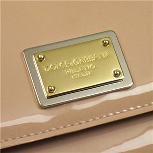 Dolce&Gabbana(ドルチェ&ガッバーナ) 長札財布 1 BI0087 80402 ベージュ
